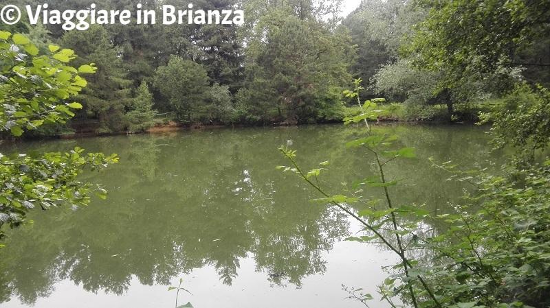 Laghi in Brianza, la Zoca dei Pirutit a Meda