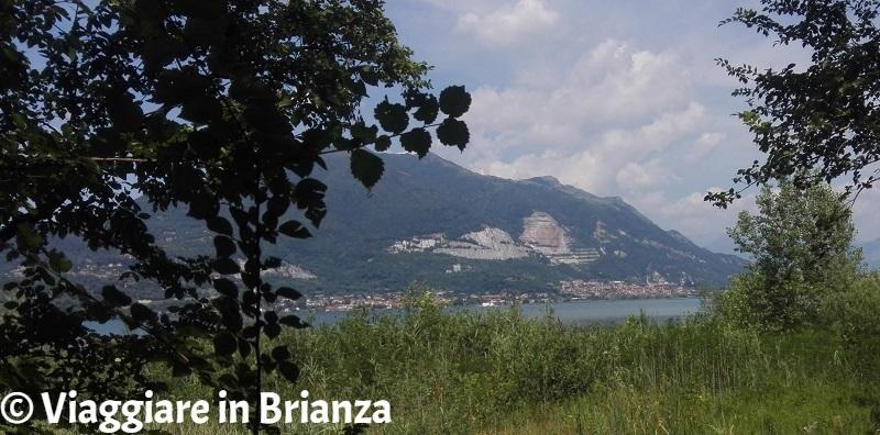 Laghi balneabili in Brianza, Casletto di Rogeno