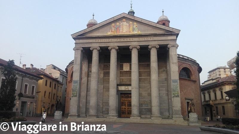 Posti da vedere in Brianza, la Basilica di San Giuseppe a Seregno