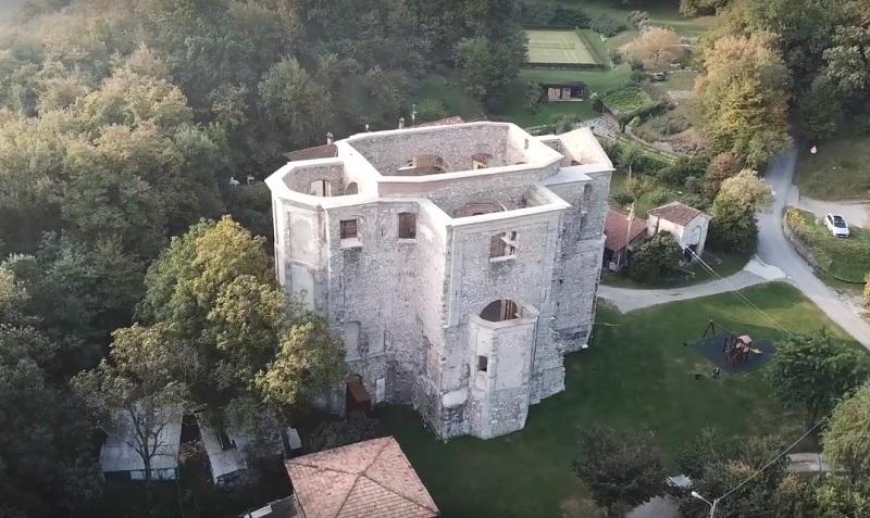 Che cosa fare a Galbiate, la chiesa incompiuta di San Michele
