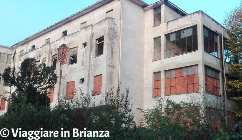 Cosa fare a Seregno, la Clinica Santa Maria abbandonata