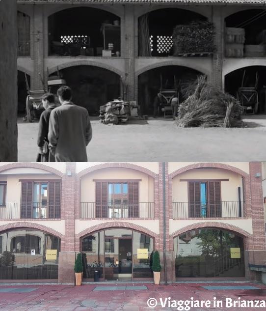 Film girati in Brianza, Il Posto: via Molino