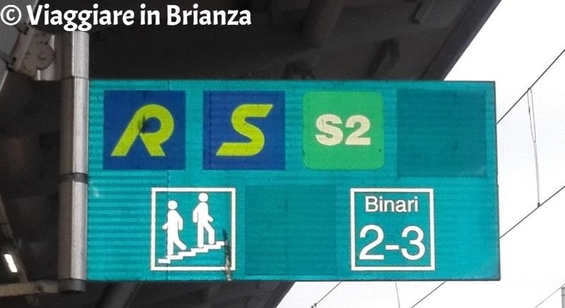 Linea ferroviaria suburbana S2
