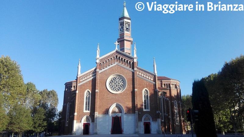 Il Santuario della Madonna di Santa Valeria a Seregno