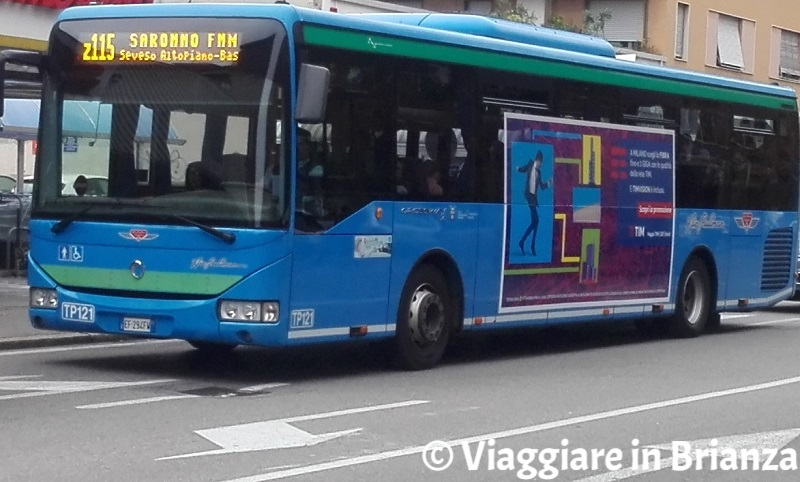 L'autobus Z115