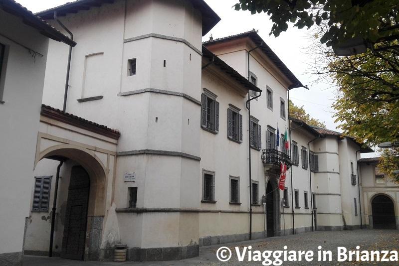 Cosa fare a Cesano Maderno, Palazzo Arese Jacini