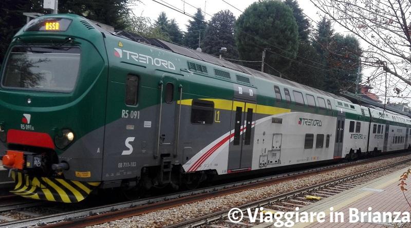 La linea ferroviaria Milano-Canzo-Asso