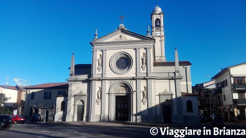 Cosa fare a Seveso, la Chiesa dei Santi Gervaso e Protaso