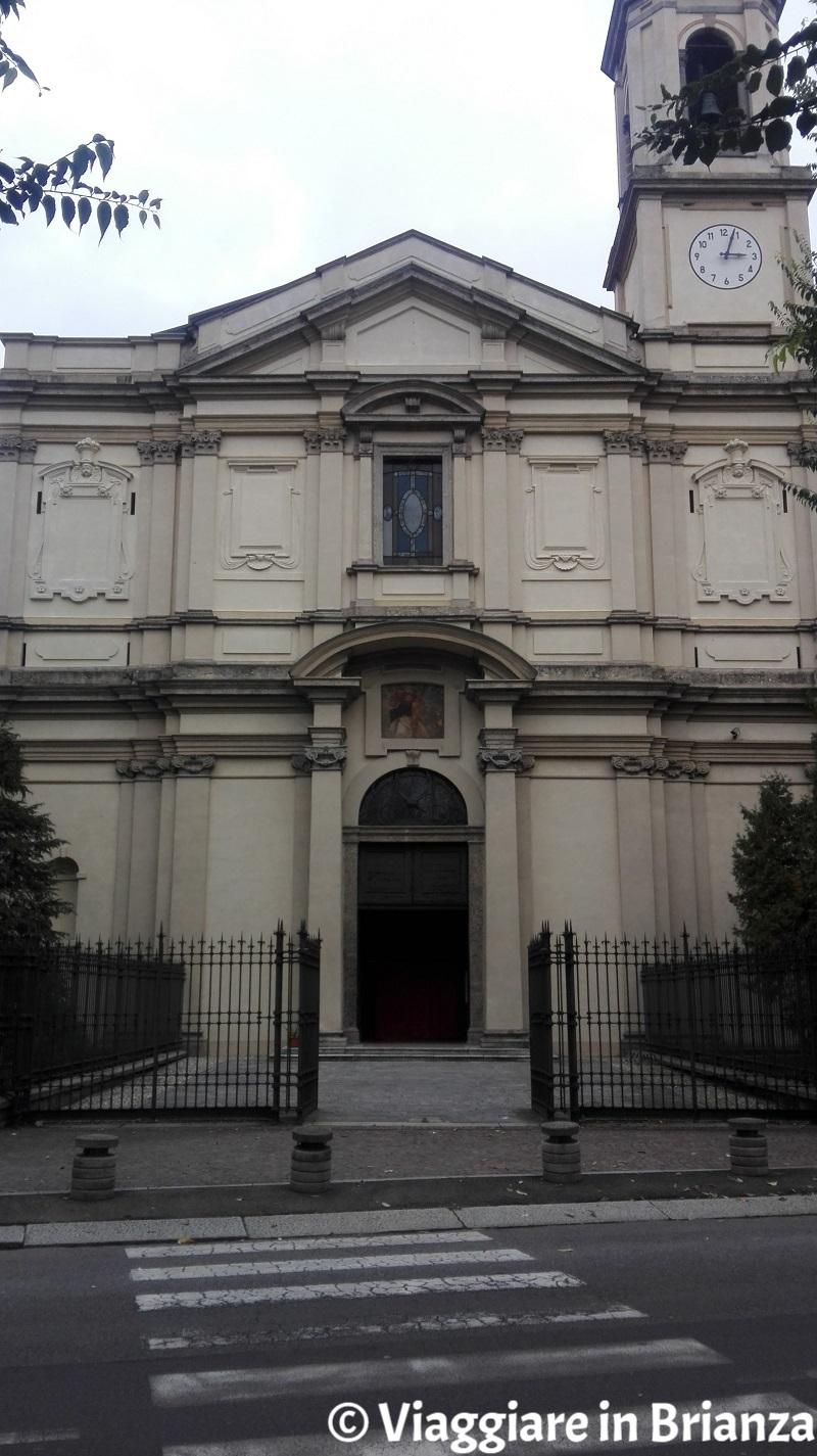 Seveso, il Santuario di San Pietro Martire