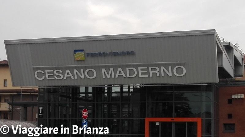 La stazione di Cesano Maderno
