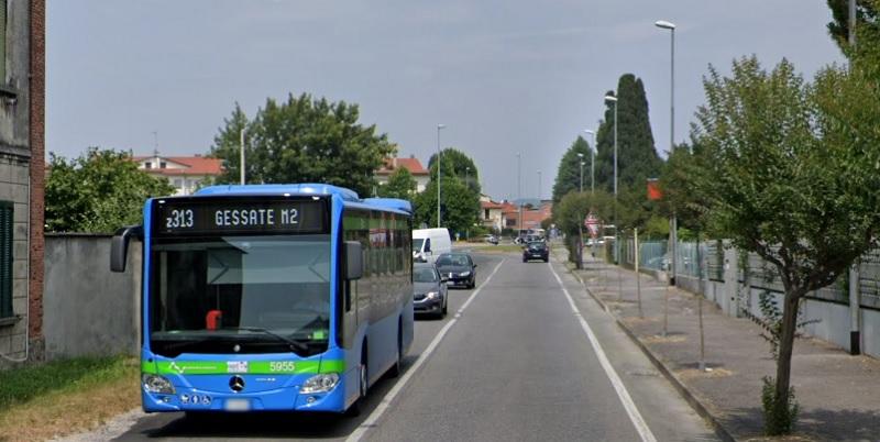 Autobus Z313