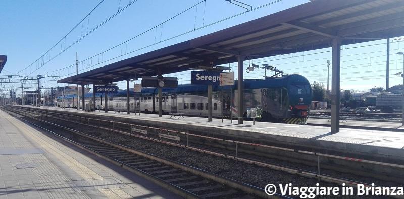 Come arrivare a Seregno in treno