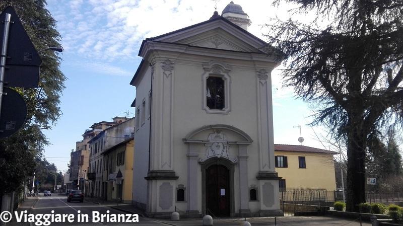 Cosa fare a Carugo, la Chiesa della Madonna di San Zeno
