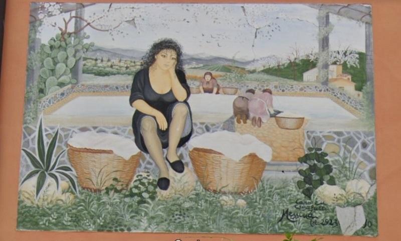 Cosa fare a Carugo, il murale di via Tazzoli