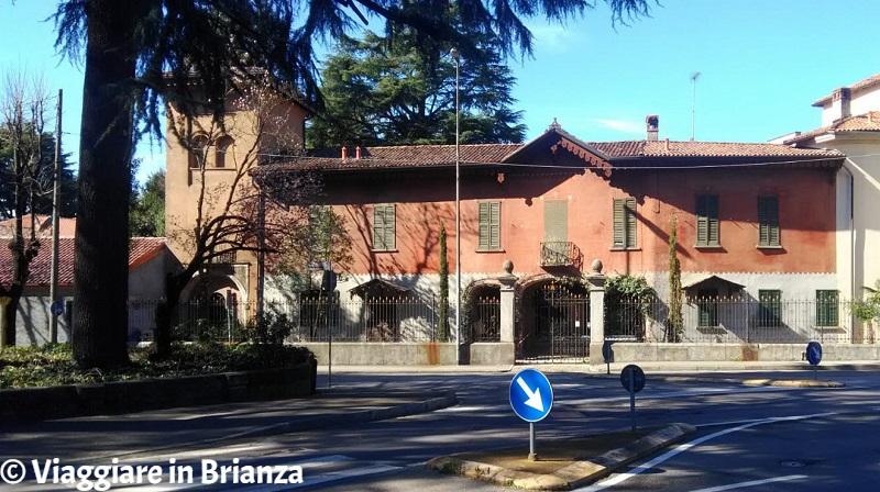 Cosa fare a Giussano, Villa Boffi