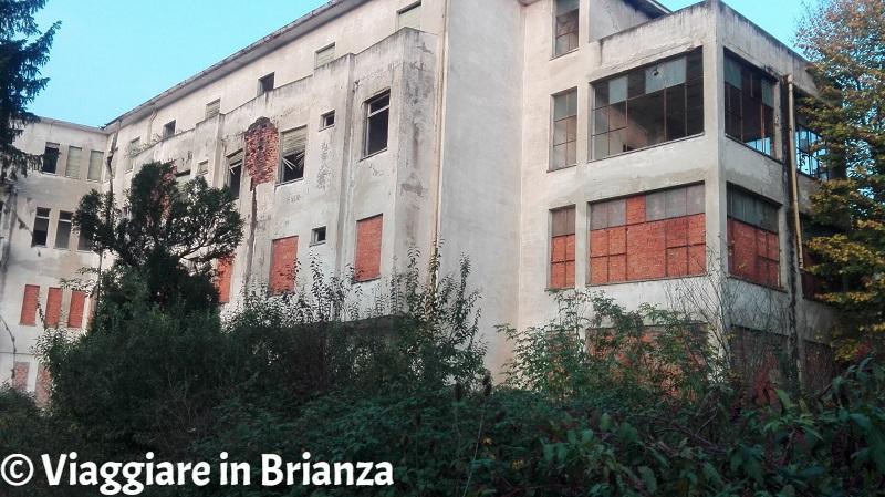 Luoghi abbandonati in Lombardia, la Clinica Santa Maria a Seregno
