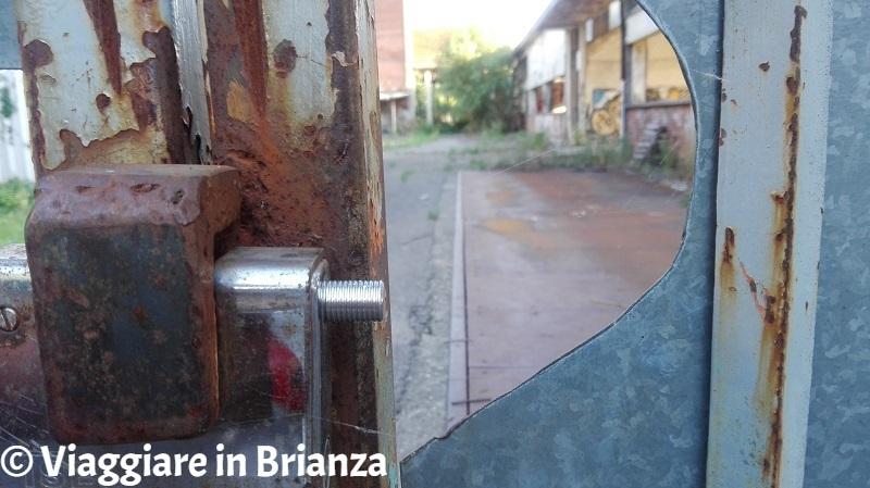 Luoghi abbandonati in Lombardia, la Medaspan a Meda