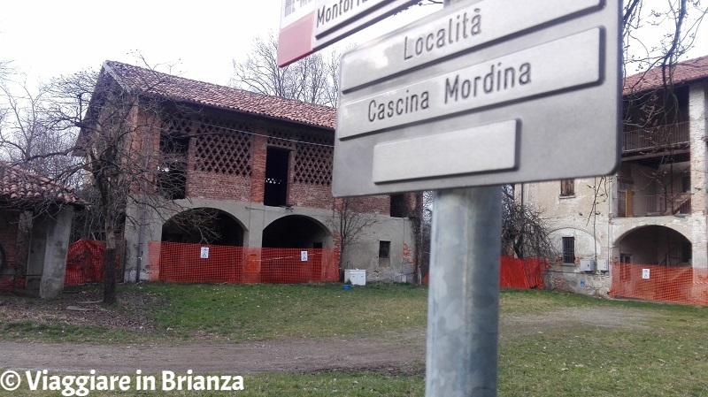 Parco della Brughiera Briantea, Cascina Mordina: il rustico