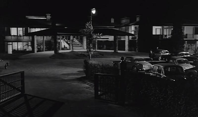 Il Barlassina Country Club nel film La notte