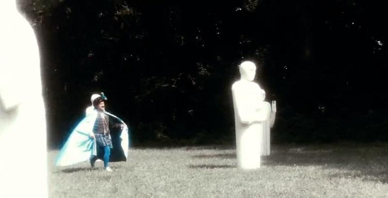 Film girati al Parco di Monza, La banda dei Babbi Natale