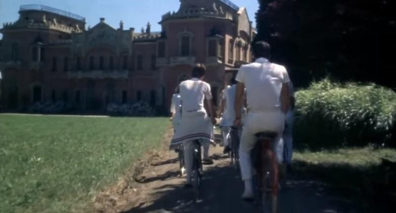 Film girati al Parco di Monza, Il giardino dei Finzi Contini