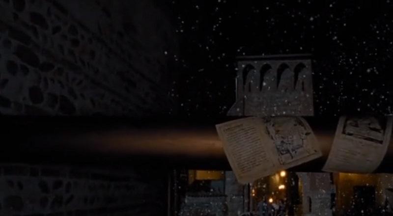 Film girati a Vimercate, Natale a casa Deejay: il Ponte di San Rocco