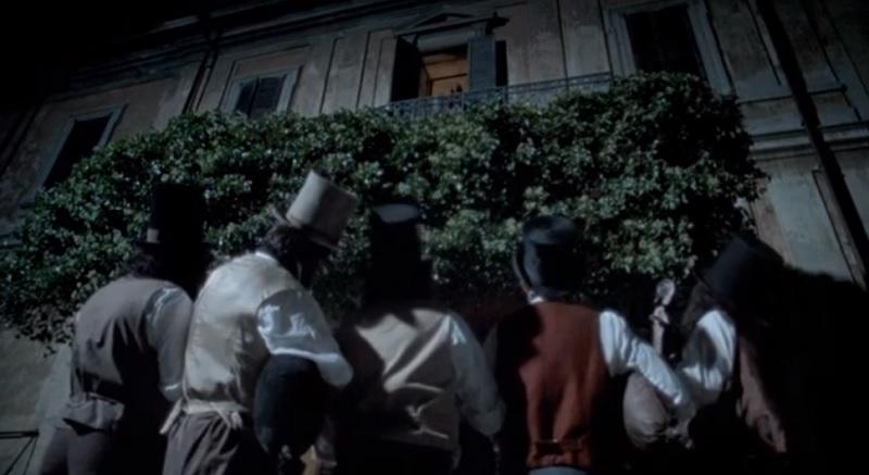 Film girati a Vimercate, Natale a Casa Deejay: Villa Sottocasa