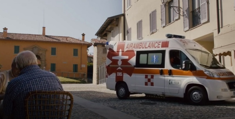 I soliti idioti - Il film a Montevecchia: largo Agnesi