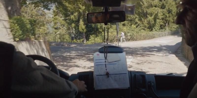 I soliti idioti - Il film: via Belvedere a Montevecchia
