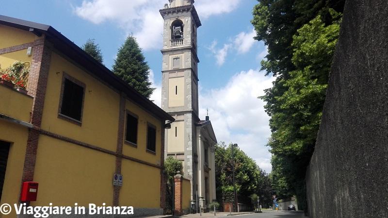 Cosa fare a Carimate, il Santuario della Madonna dell'Albero