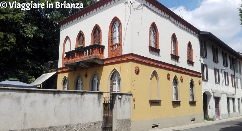 Che cosa fare a Lentate sul Seveso, Casa Borri