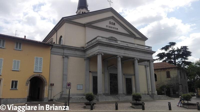 Cosa fare a Lentate sul Seveso, la Chiesa di San Vito Martire