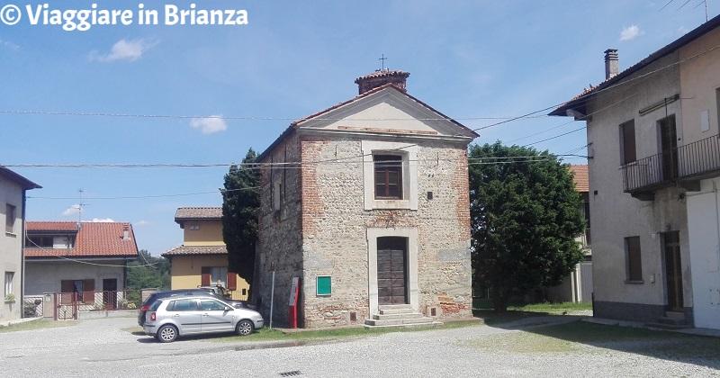 Cosa fare a Lentate sul Seveso, l'Oratorio di Mocchirolo