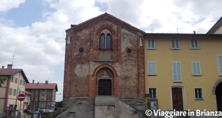 Che cosa fare a Lentate sul Seveso, l'Oratorio di Santo Stefano