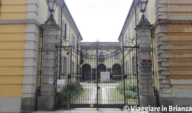 Cosa fare a Lentate sul Seveso, Villa Cenacolo