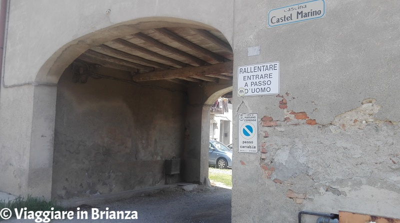 Mariano Comense, Castel Marino