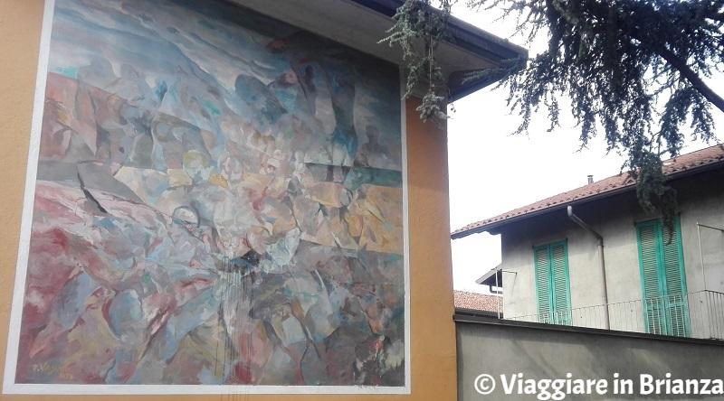Omaggio alla libertà di Franco Vasconi a Seregno