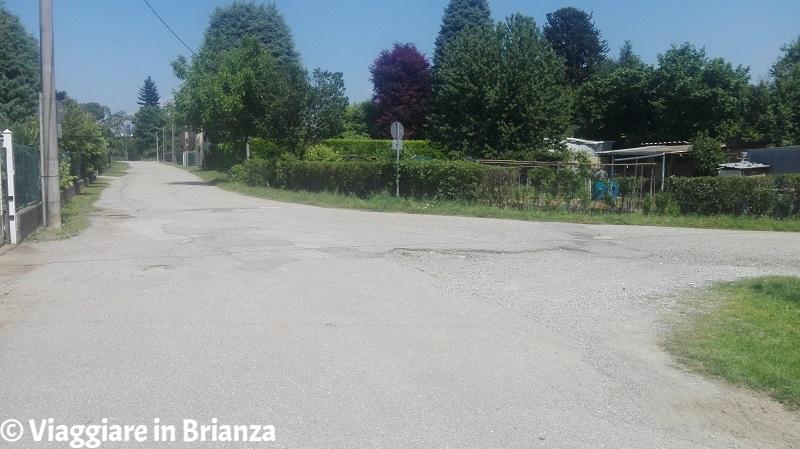 Sentiero 7, svolta a destra per Castel Marino