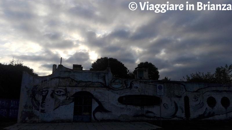 Urban exploration in Brianza, il Transatlantico di Seveso