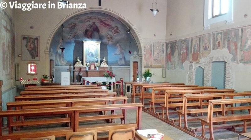 Gli affreschi del santuario di Cesano Maderno