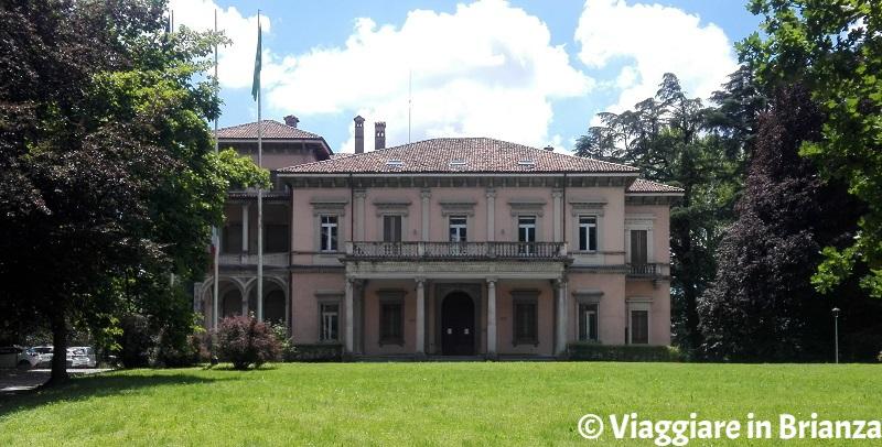 Albiate, Villa Campello