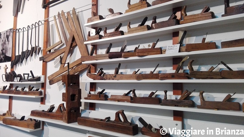 Gli attrezzi da lavoro del Museo del Novecento