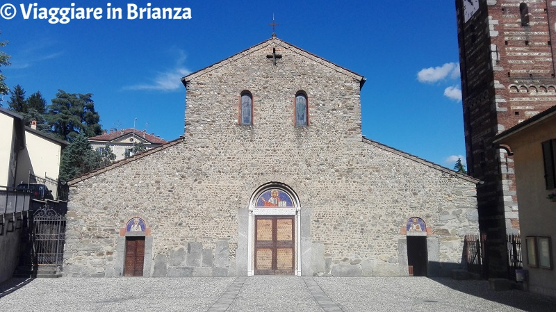 La Basilica di Agliate