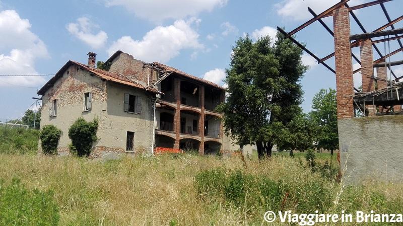 Cascina San Felice e le cascine abbandonate