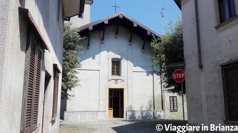 Cesano Maderno, il Santuario di Santa Maria delle Grazie