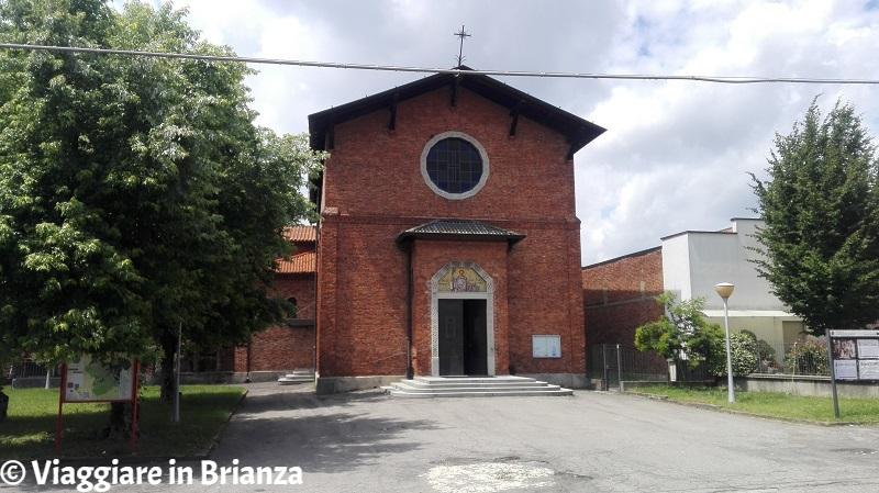 La Chiesa di San Vincenzo a Cimnago