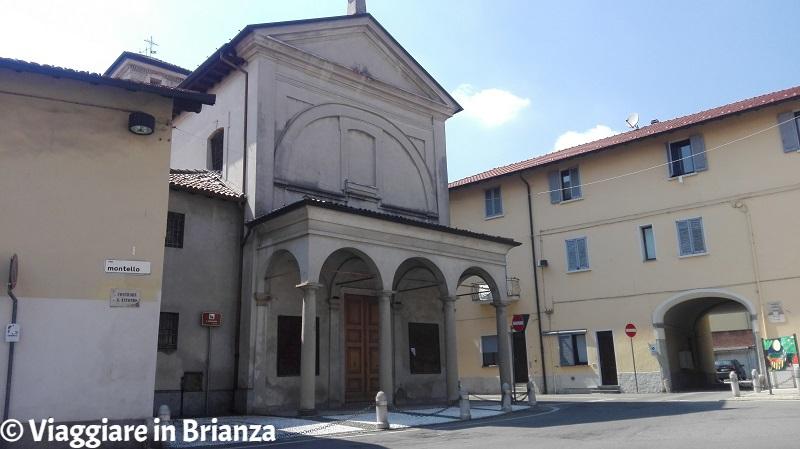 Copreno, la Chiesa di Sant'Alessandro Martire
