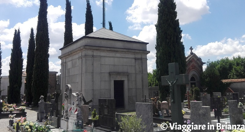 Cosa fare ad Albiate, la tomba di Bernardo Caprotti