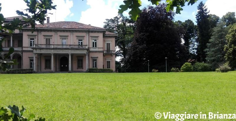 Cosa fare ad Albiate, Villa Campello