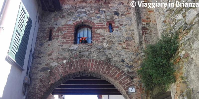 Cosa fare a Besana in Brianza, i resti del castello